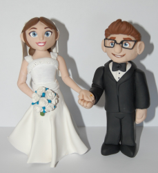 Disney UP Ellie and Carl Wedding Cake Topper.PNG