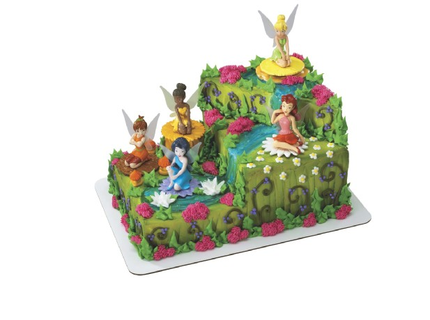 Cake Decoration Figures : Fairy disney figures cake toppers.PNG