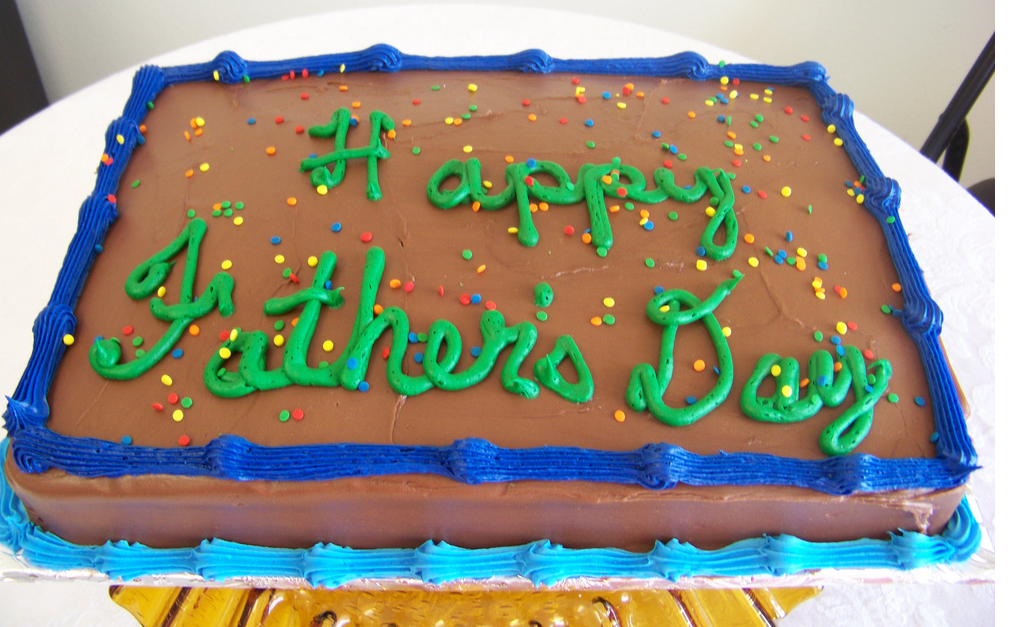 Colorful father's day cake photos.PNG