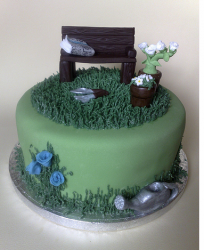 Garden theme fathers day cake picture.PNG