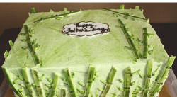 Light green fathers day cake with bamboo.PNG