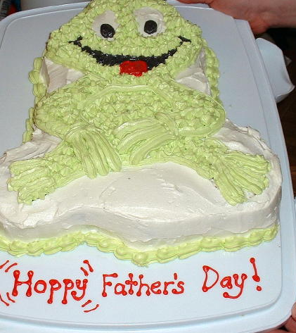 Light Green Hoppy Father's Day Cake image.PNG