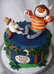 Where the Wild Things Are cake.JPG