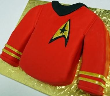 Red Star Trek uniform cake.JPG