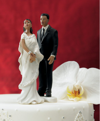 Contemporary Indian Bride and Groom cake toppers.PNG