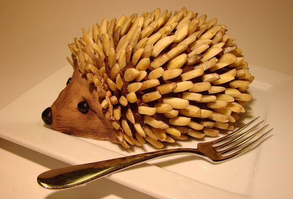 Hedgehog Mini Cake Jpg 4 Comments