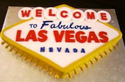 Welcome to Las Vegas sign cake.JPG