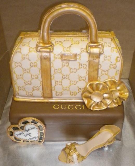 gold gucci handbag and shoe cake jpg 5 comments. Black Bedroom Furniture Sets. Home Design Ideas