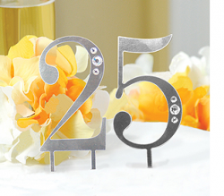 Silver anniversary cake toppers picture.PNG