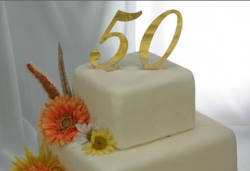 Square golden anniversary cake topper.PNG