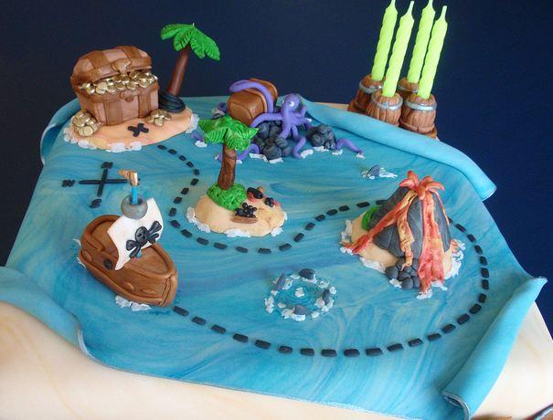 [Image: Treasure+map+birthday+cake+with+treasure...d+ship.JPG]