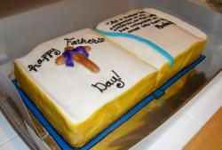 Bible cake for Father's Day.JPG