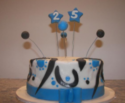 Fun 25 anniversary cake topper photo.PNG