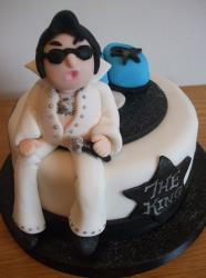 Elvis theme birthday cake.JPG