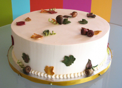 Modern thanksgiving cake decor picture.PNG