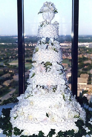 how to make a big wedding cake big wedding cake picture 15791