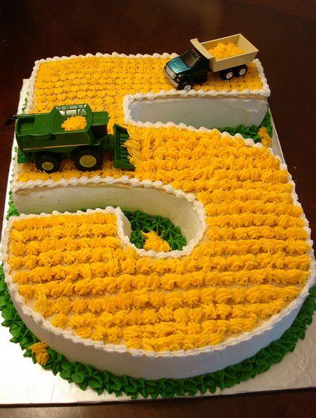 Yr Shape Boy Birthday Cakes