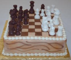Chess board Grooms cake.jpg