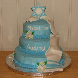 Fancy Bar Mitzvah cake pictures.PNG