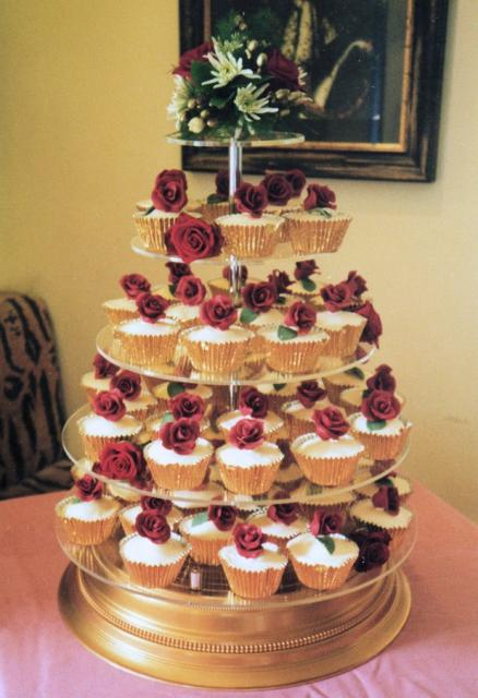 picture of cup cakes for wedding