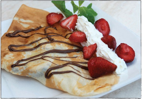 Dessert Crepes Recipes — Dishmaps