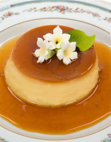 Flower Picture Gallery on Mexican Dessert Flan Jpg