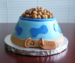 Dog Bowl birthday cake_very cool dog birthday cake.PNG