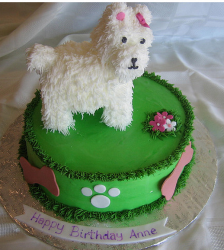 Dog birthday cake decorations picture.PNG