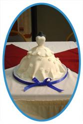 beautiful dress Bride Cake.jpg