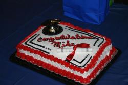Red traditional graduation cake.jpg