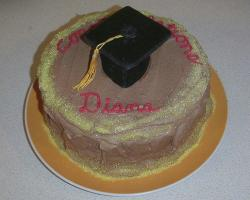 Chocolate graduation cake.jpg