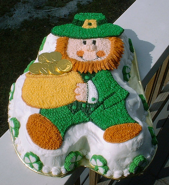 Miraculous St Patricks Day Cakes Picture Png 1 Comment Personalised Birthday Cards Cominlily Jamesorg