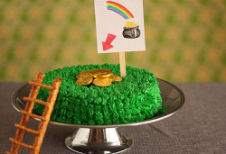 The simple Irish Leprechaun cake photo.PNG