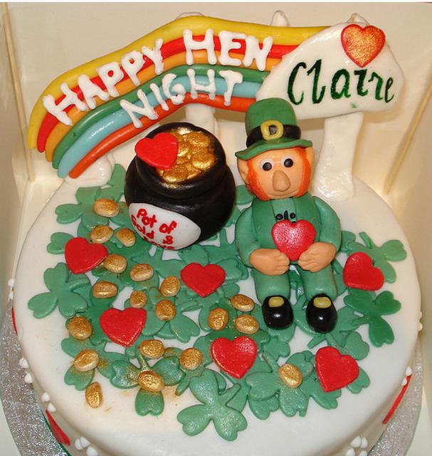 Admirable Irish Birthday Cake Ideas Png Hi Res 720P Hd Birthday Cards Printable Riciscafe Filternl