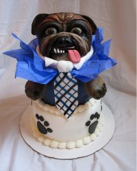Dog birthday party cake pictures.PNG