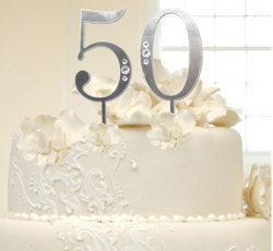 Image of Golden anniversary cake topper.PNG