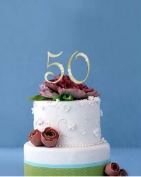 Modern 50th anniversary cake topper picture.PNG