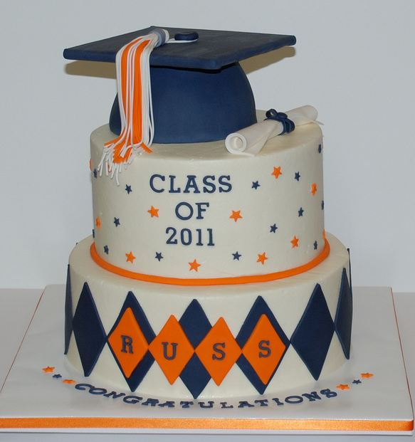 Round Graduation Cake Images : Graduation graduation cake idea s Pinterest Graduation