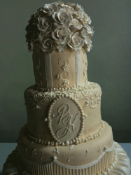 Khadijah Haqq wedding cake pictures.PNG