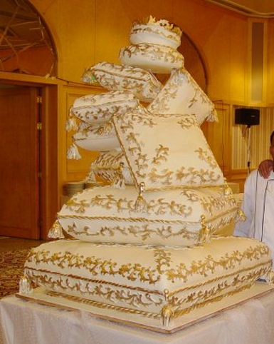 super one wedding cakes middle eatern royal wedding cake pictures png 20632