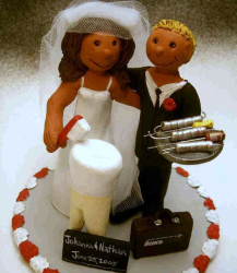 Dentist's Wedding Cake Toppers.PNG