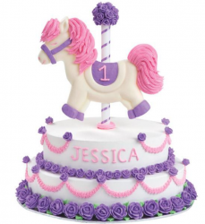 First birthday horse theme cake for girls.PNG