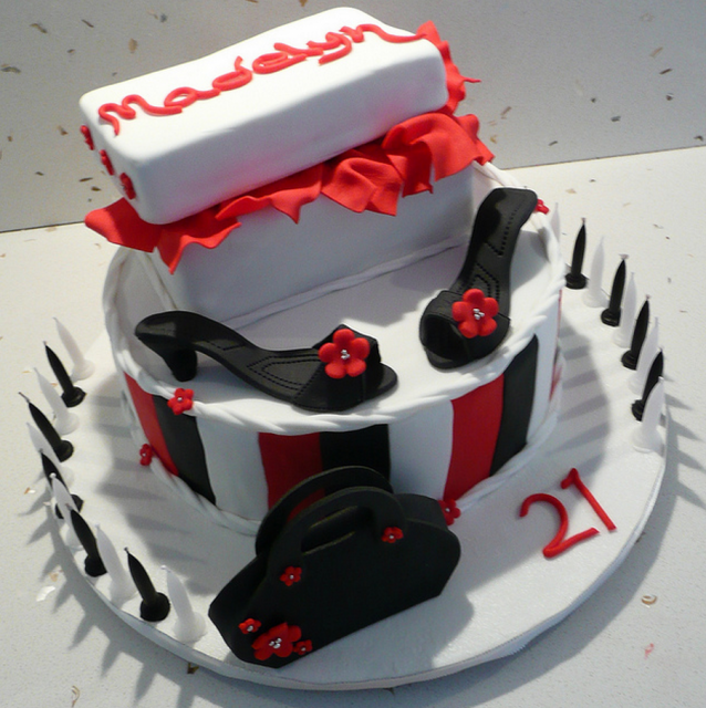 Cool Birthday Cakes for Women - Bing images