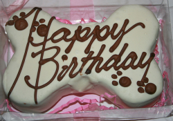 Dog bone birthday cake images_dog treat cake.PNG