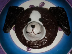 Image of puppy dog birthday cake.PNG