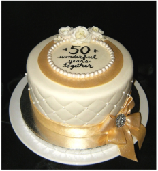 Trendy 50th anniversary cake topper pictures.PNG
