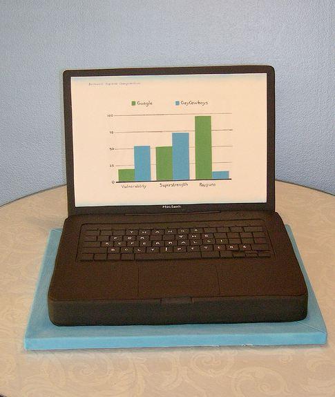 Cake Design Laptop : Laptop cake.JPG