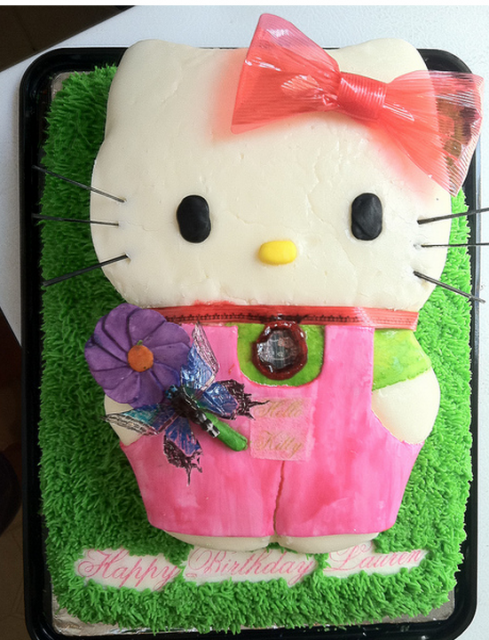 Decor Cake Hello Kitty : Hello Kitty cakes decor.PNG