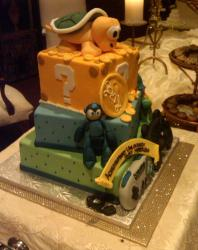 grooms cake part 2
