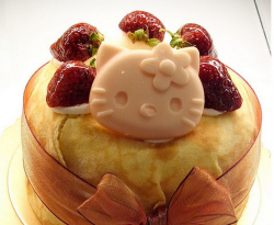 Hello Kitty face cake topper.PNG